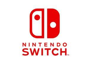Selección de juegos de Switch en promoción [18/02]