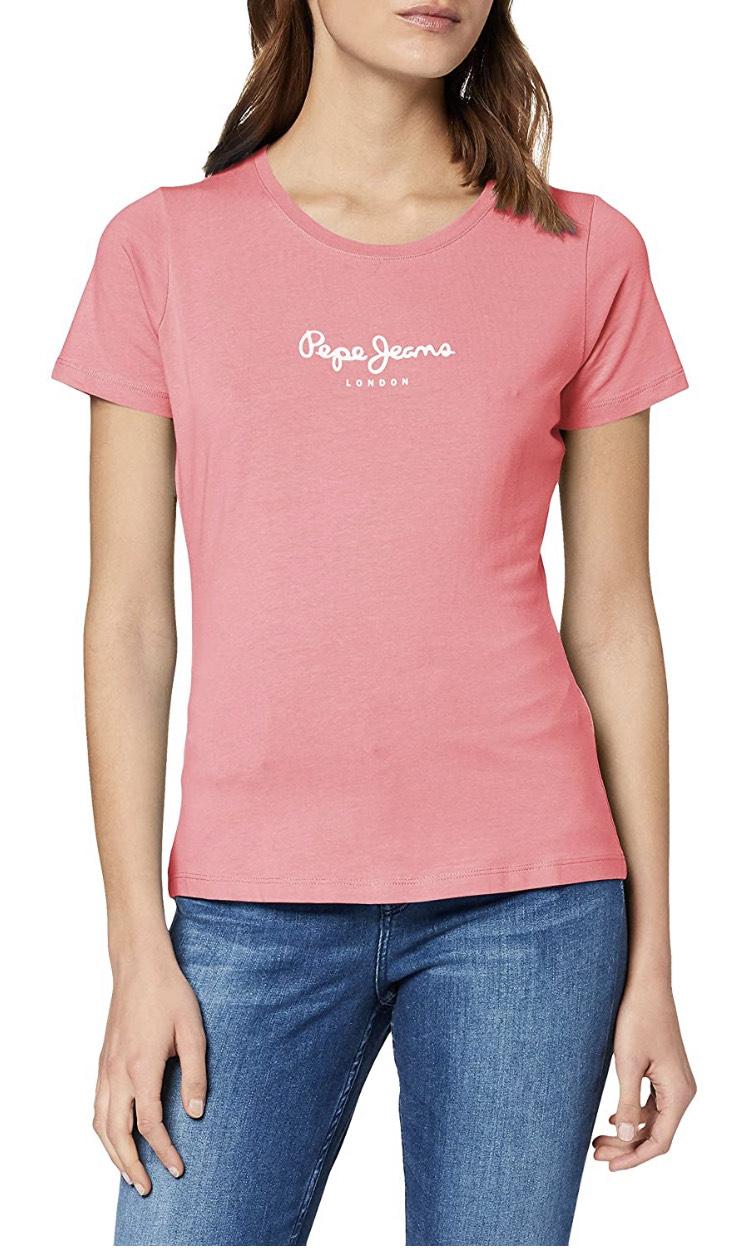 Camiseta Pepe Jeans mujer M