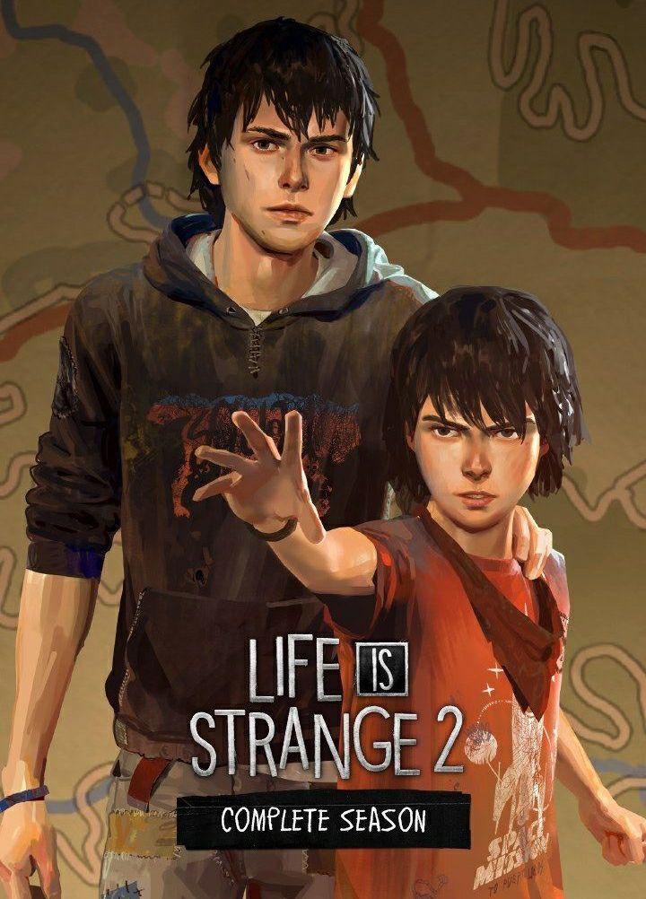 Life is Strange 2 - Complete Season (Clave Steam)