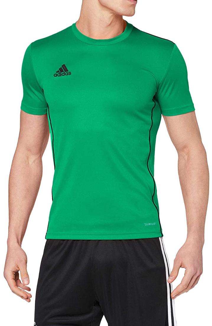 Camiseta manga corta Adidas color verde (Talla XS)