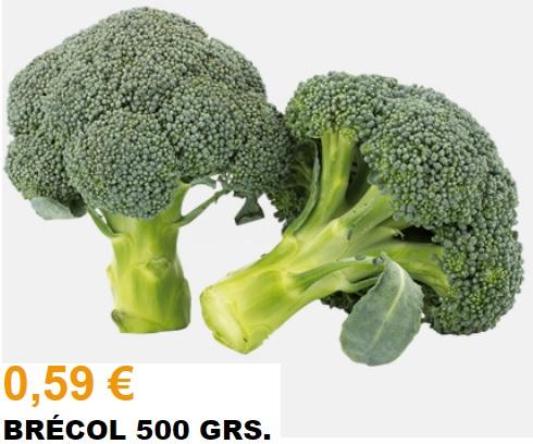 Brócoli, 500 g - Supermercados Gadis