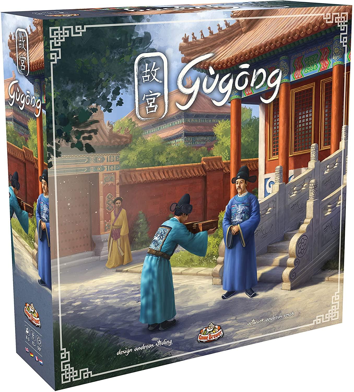 Gùgōng (Ciudad Prohibida) - Juego de Mesa