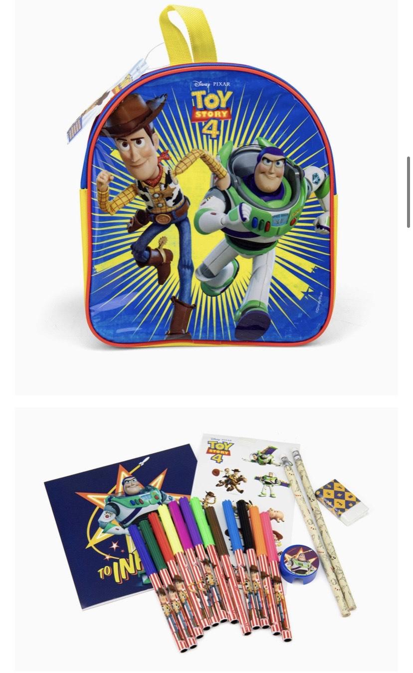 Toy Story Mochila Creativa más complementos