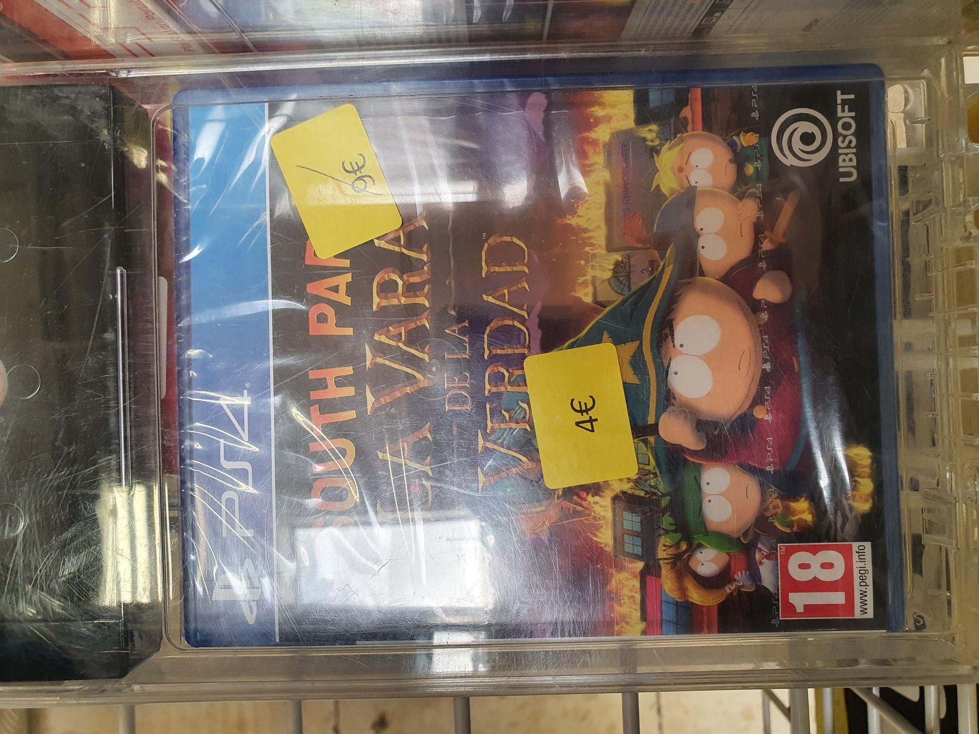 South Park: La vara de la verdad, PS4 - Carefour San Juan, Alicante