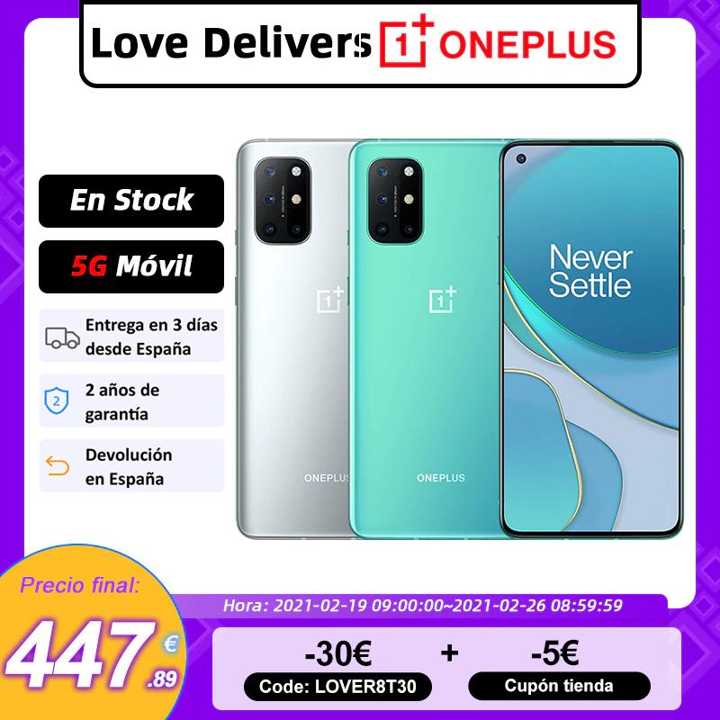 OnePlus 8T, ROM Global