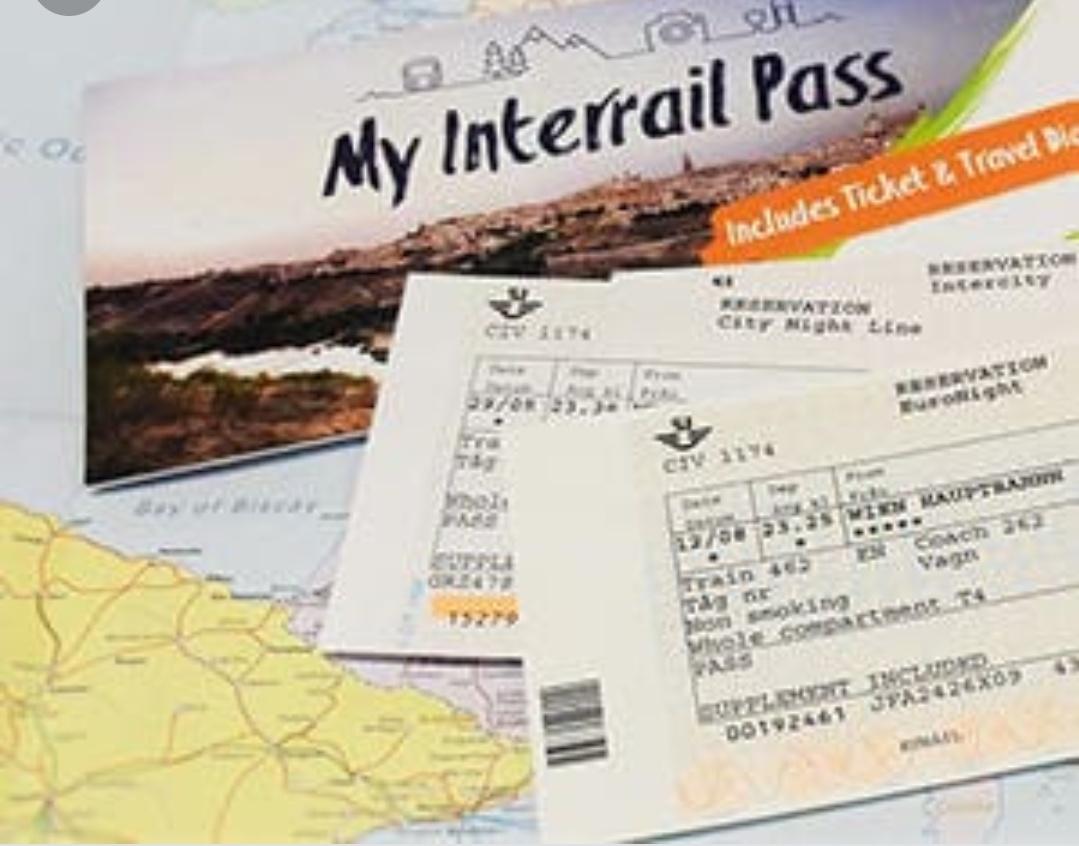 Interrail gratis si tienes 18 años