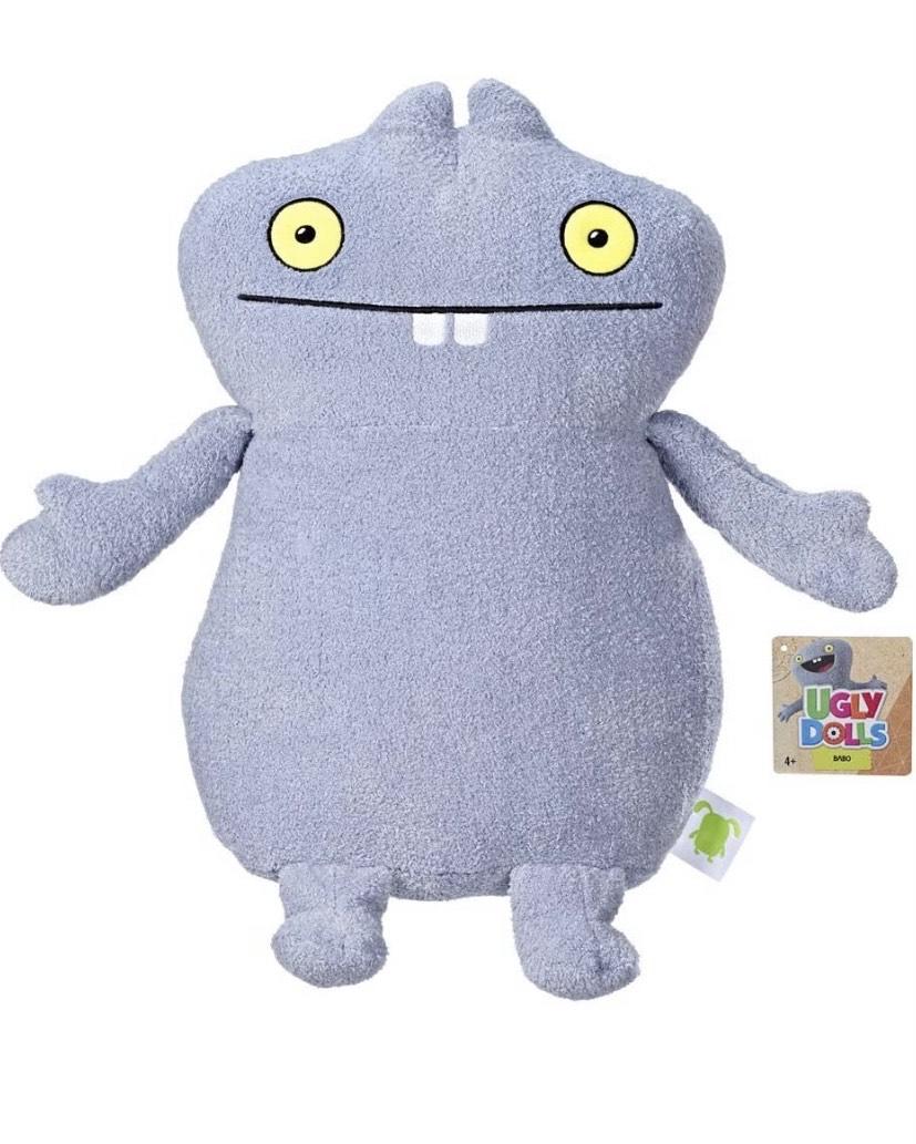 Ugly Dolls - Peluche grande Babo 45 cm