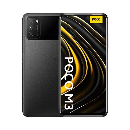 Xiaomi Poco M3 - Smartphone 4+64GB,