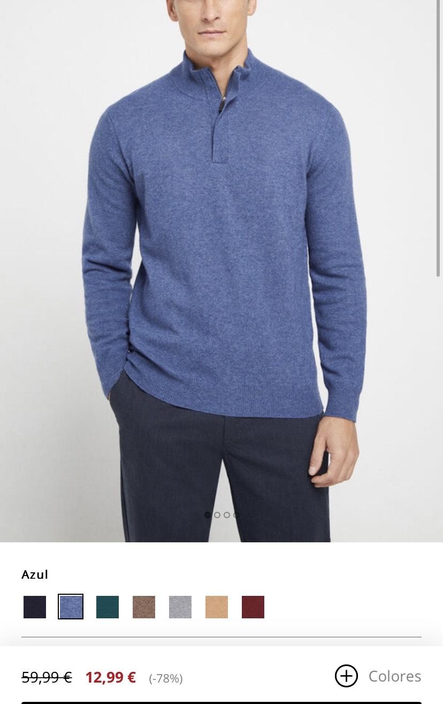 Jerseys hombre 12,99€