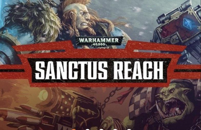 Warhammer 40,000: Sanctus Reach (Steam) por solo 1 céntimo