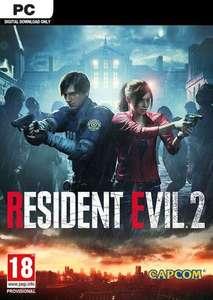 Resident Evil 2 / Biohazard RE:2 PC [STEAM]