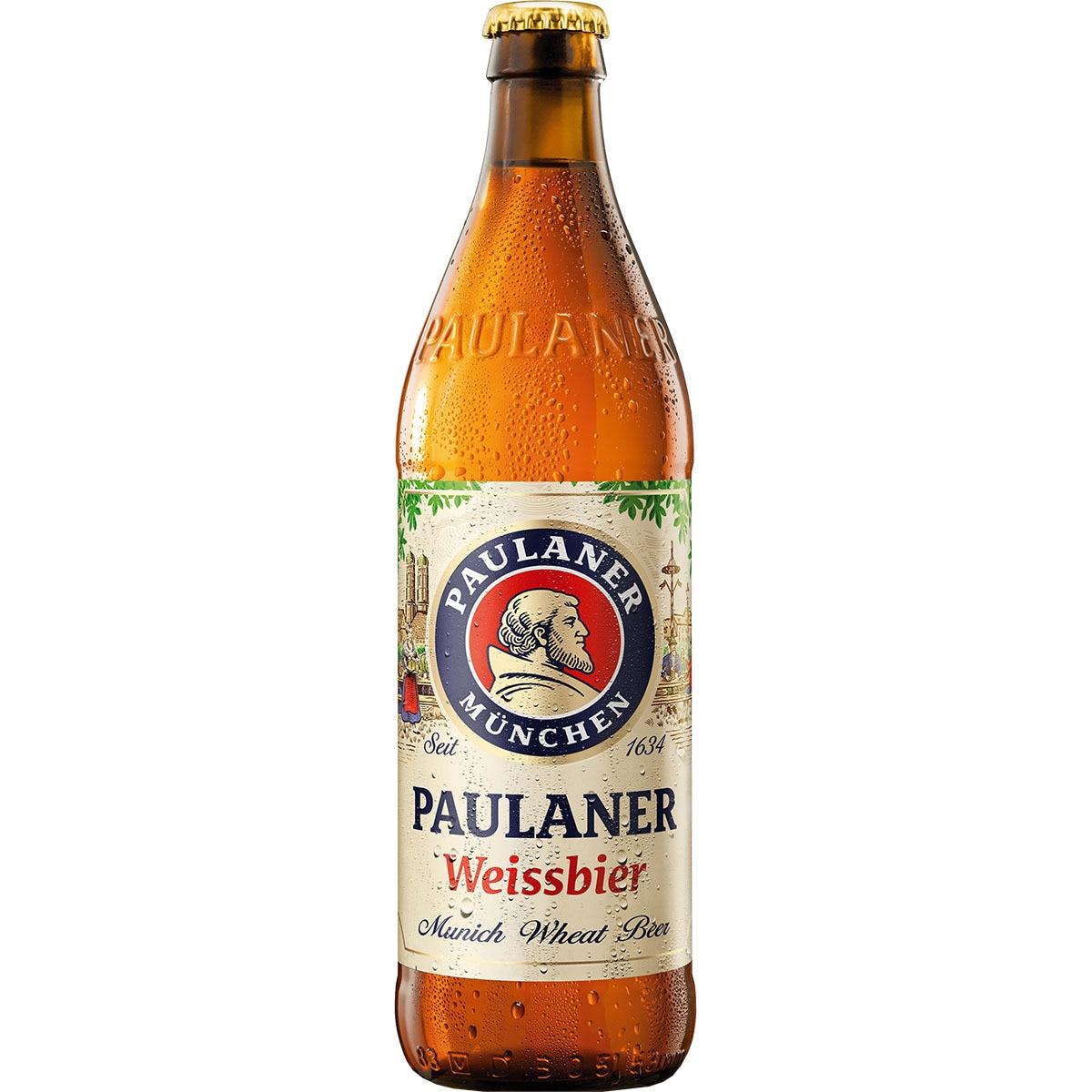 Paulaner 2a al 50% + descuento 21% IVA en compras de cerveza +20€