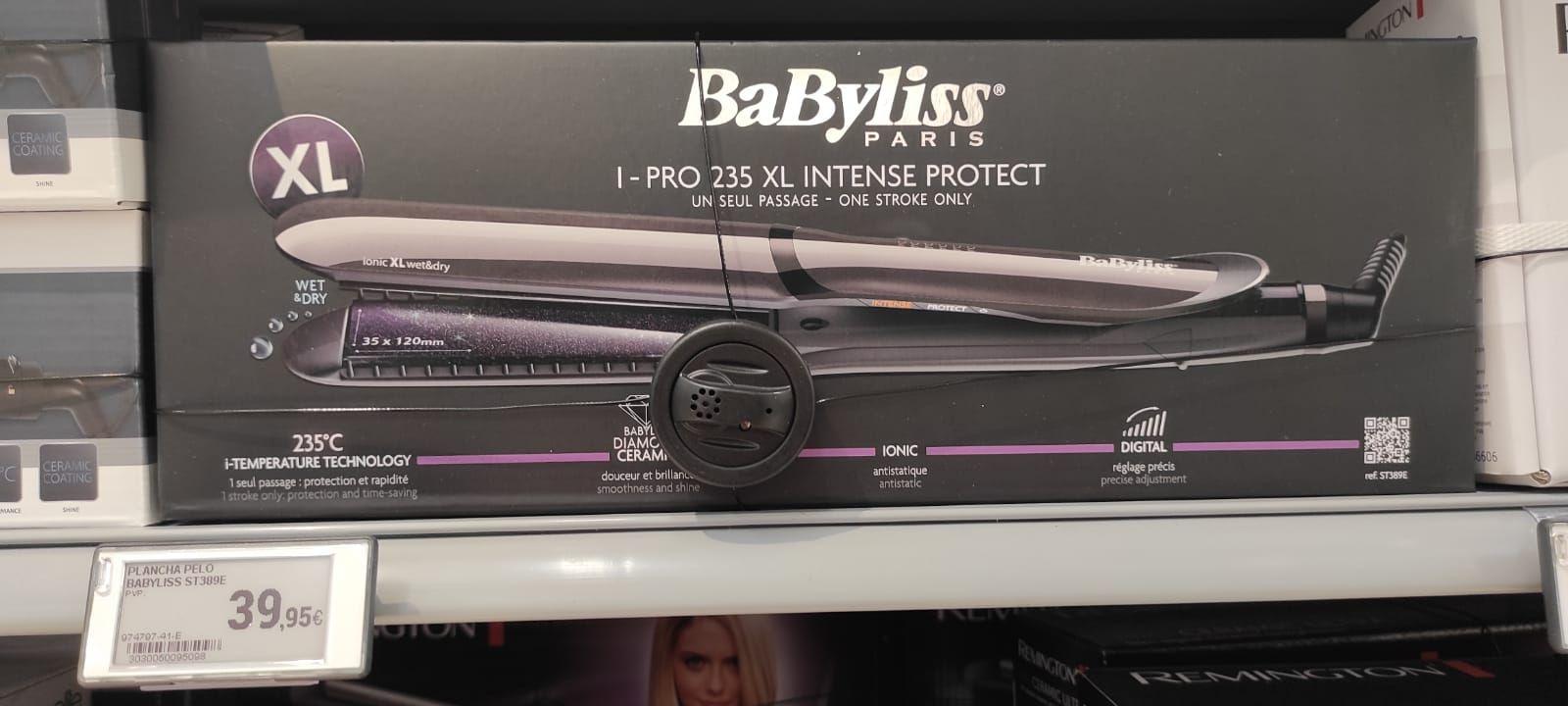 Plancha de Pelo Babiliss 235 XL PRO