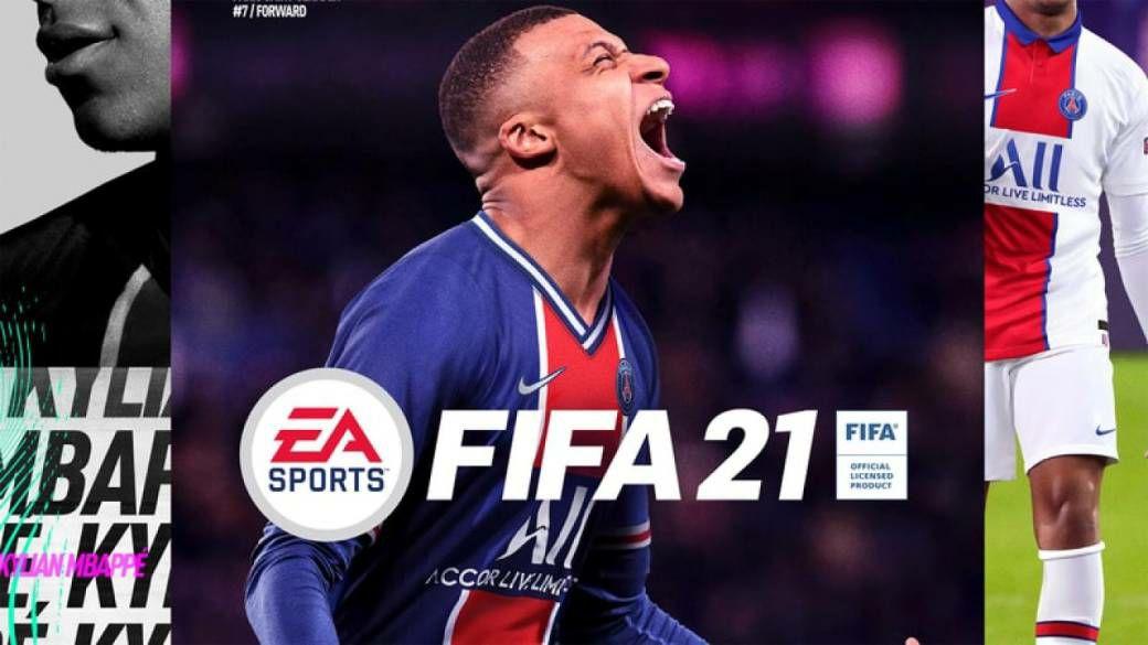 FIFA 21 para PS4/PS5 (si tienes el FIFA 20) por 12,59€
