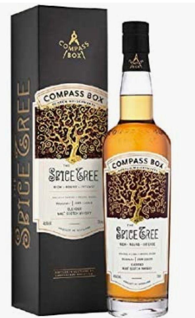 Compass Box The Spice Tree Whisky de malta Premium