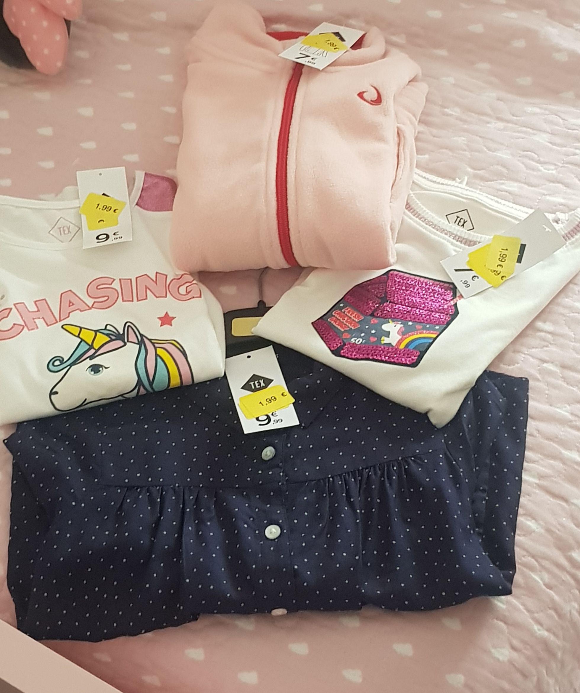 Camisas, camisetas, polares y más artículos por solo 1,99€ en tiendas Carrefour + 3x2