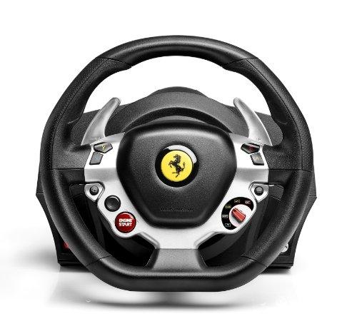 Volante Ferrari para jugones