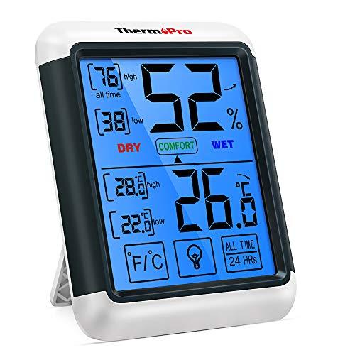 ThermoPro TP55 Termómetro Higrómetro