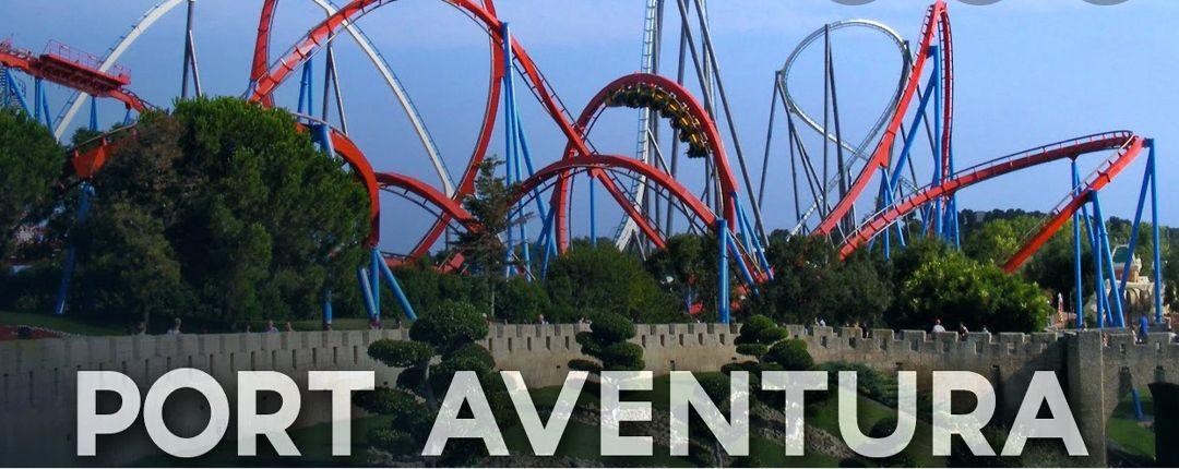 PortAventura (Verano) por sólo 61€ 1 noche de hotel 4* y 2 días de Parque +Cancelación Gratis (PxPm2)
