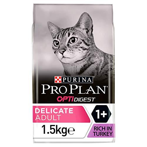 Purina pro plan delicate pavo gatos, 6 x 1'5kg