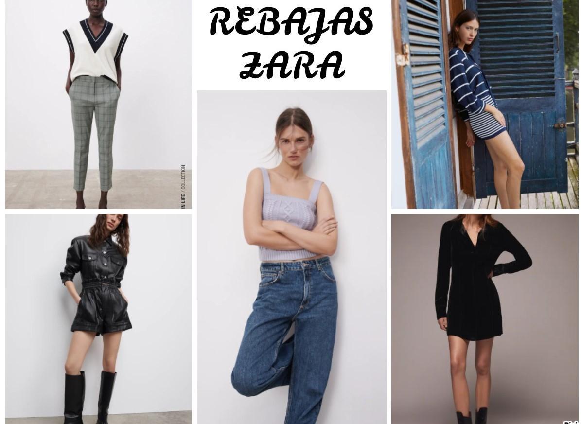 Ropa de Zara por menos de 10 €
