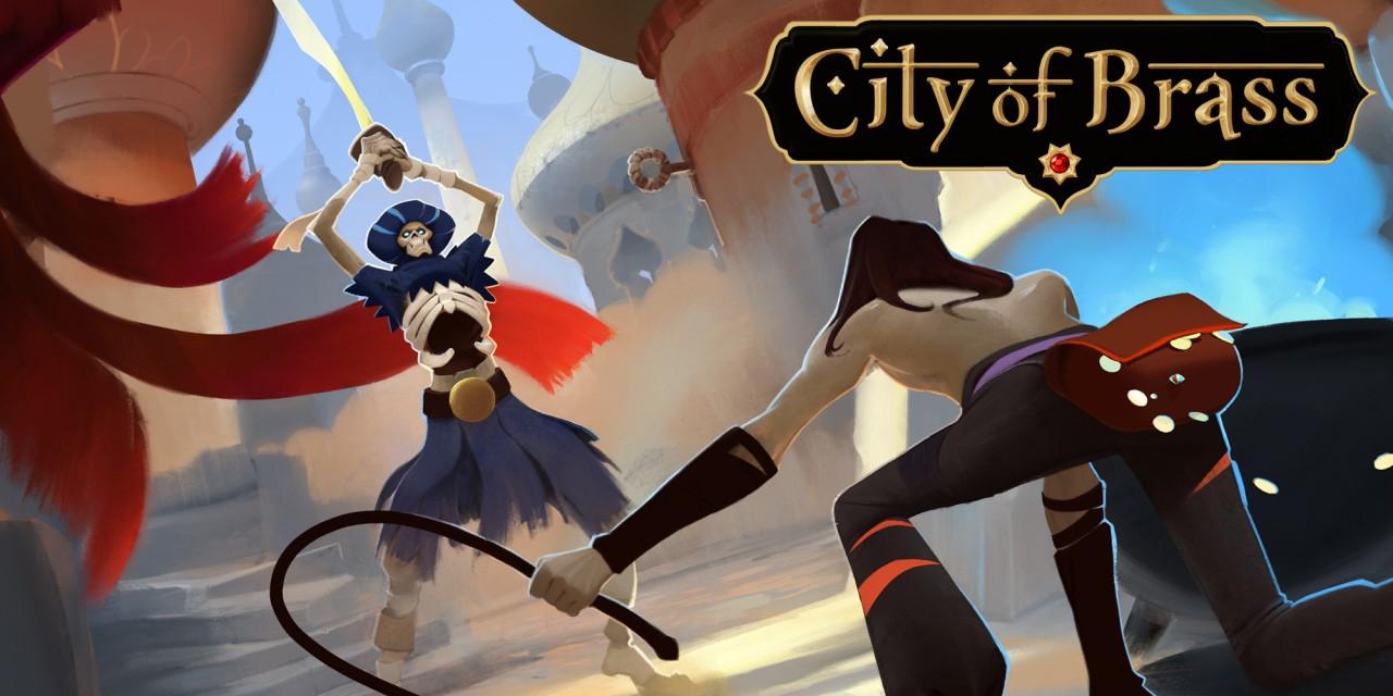 City of Brass - Nintendo Switch (eshop de Sudáfrica)