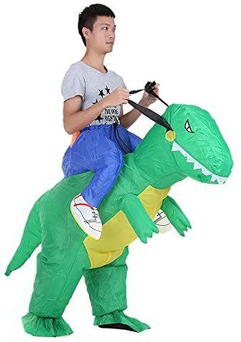 Disfraz Inflable de Dinosaurio