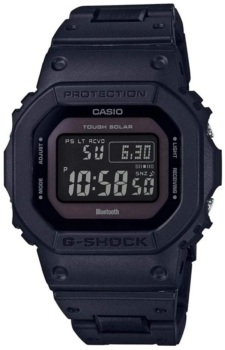 Casio Reloj Digital para Hombre de Cuarzo con Correa en Resina g-shock