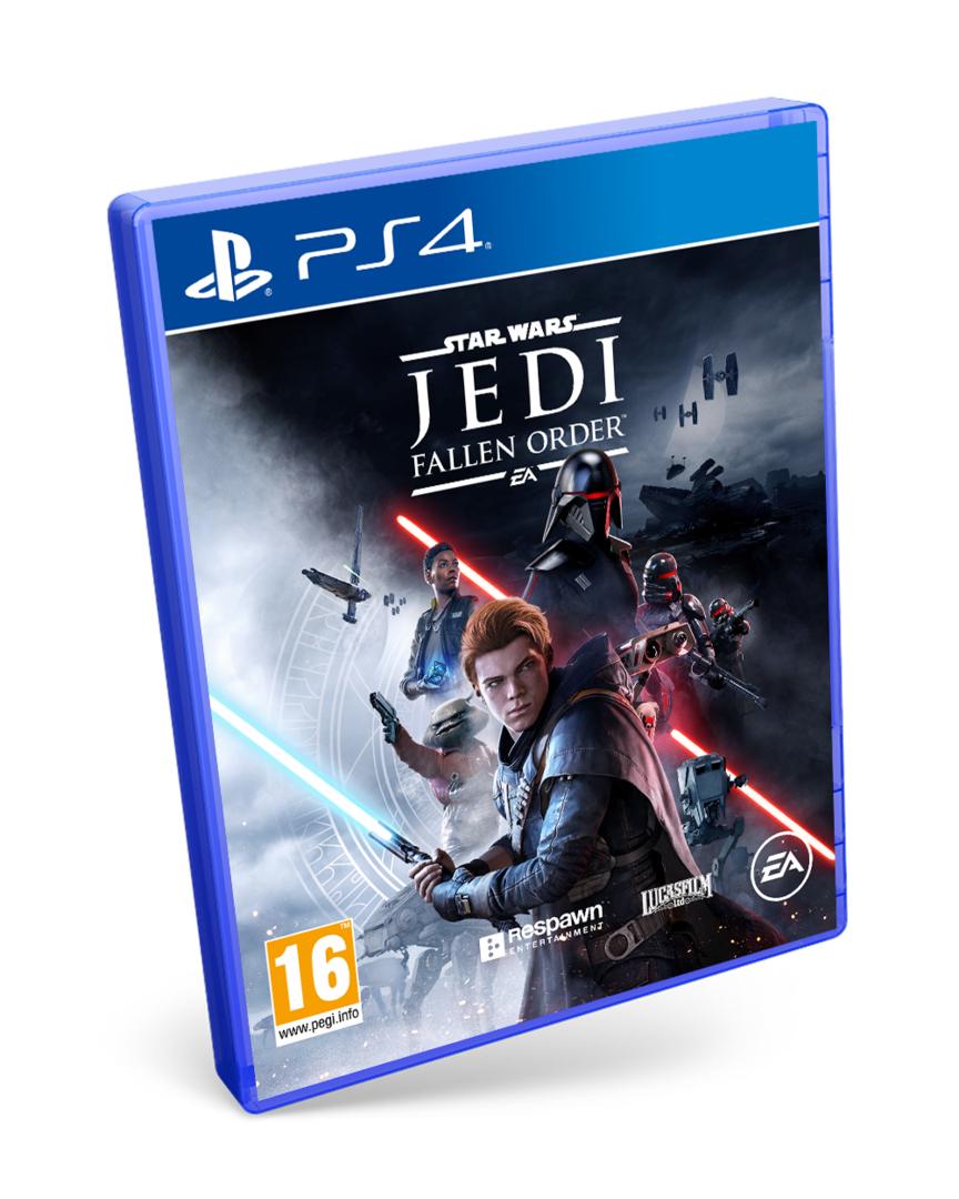 Star Wars Jedi Fallen Order / PS4