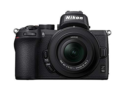 Nikon Z50 - Cámara DX Mirrorless