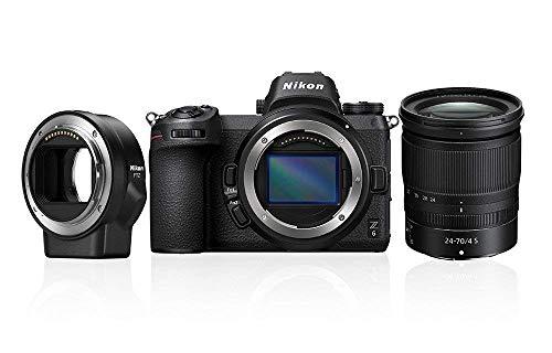 Nikon Z6 - Cámara sin Espejos de 24.5 MP
