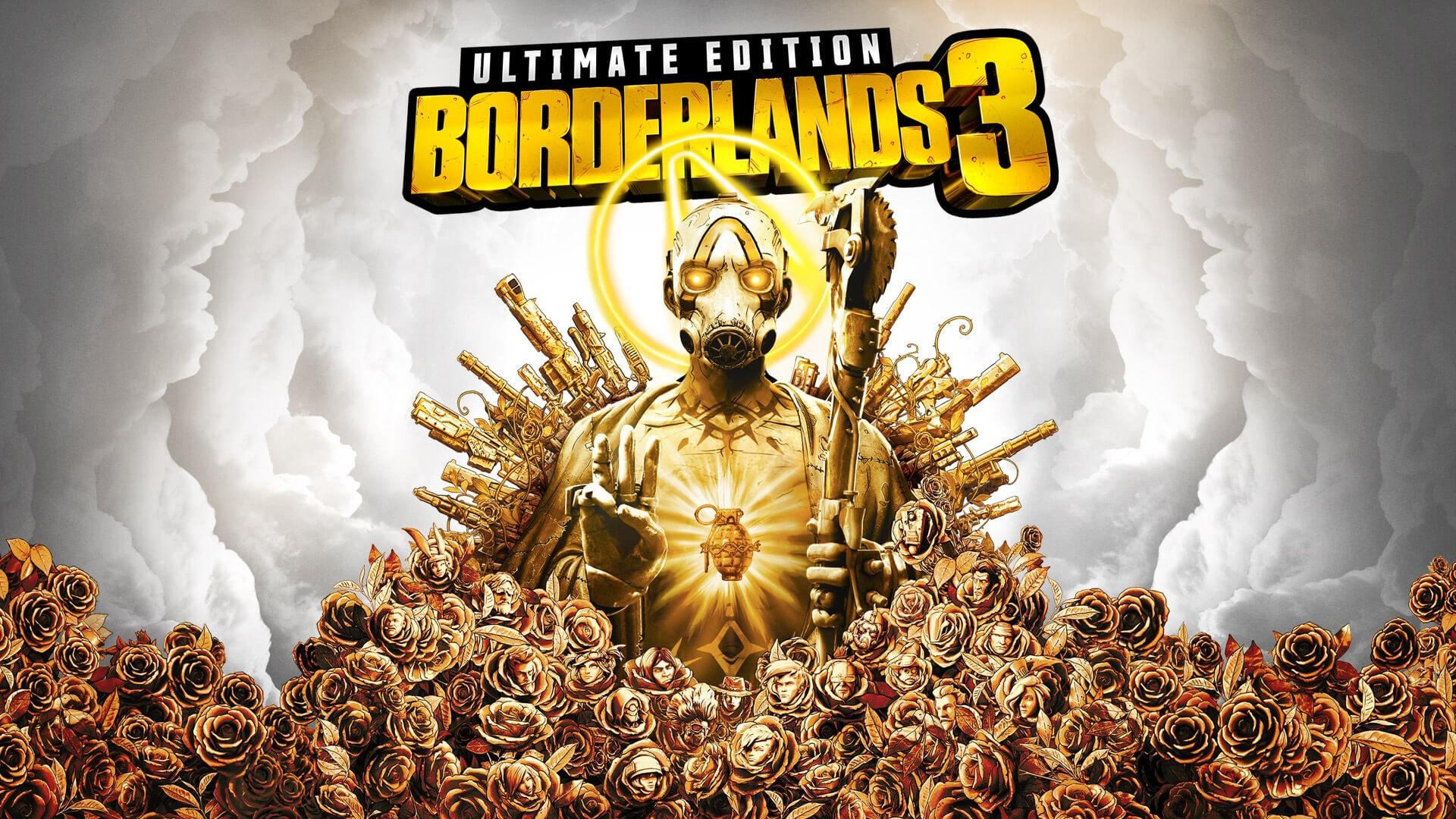 [PC] Borderlands 3: Edición Definitiva : El juego + 2 Season Passes + todos los DLCs (EPIC Games / BR - VPN)