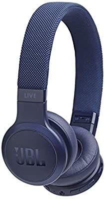 JBL LIVE 400BT - Auriculares Inalámbricos con Bluetooth, asistente de voz integrado,