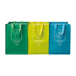 Bolsas de reciclaje para basura