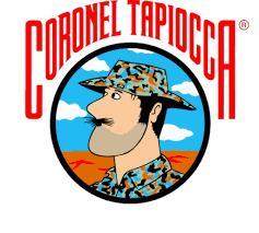 Pequeña reco de bolsos Coronel Tapioca