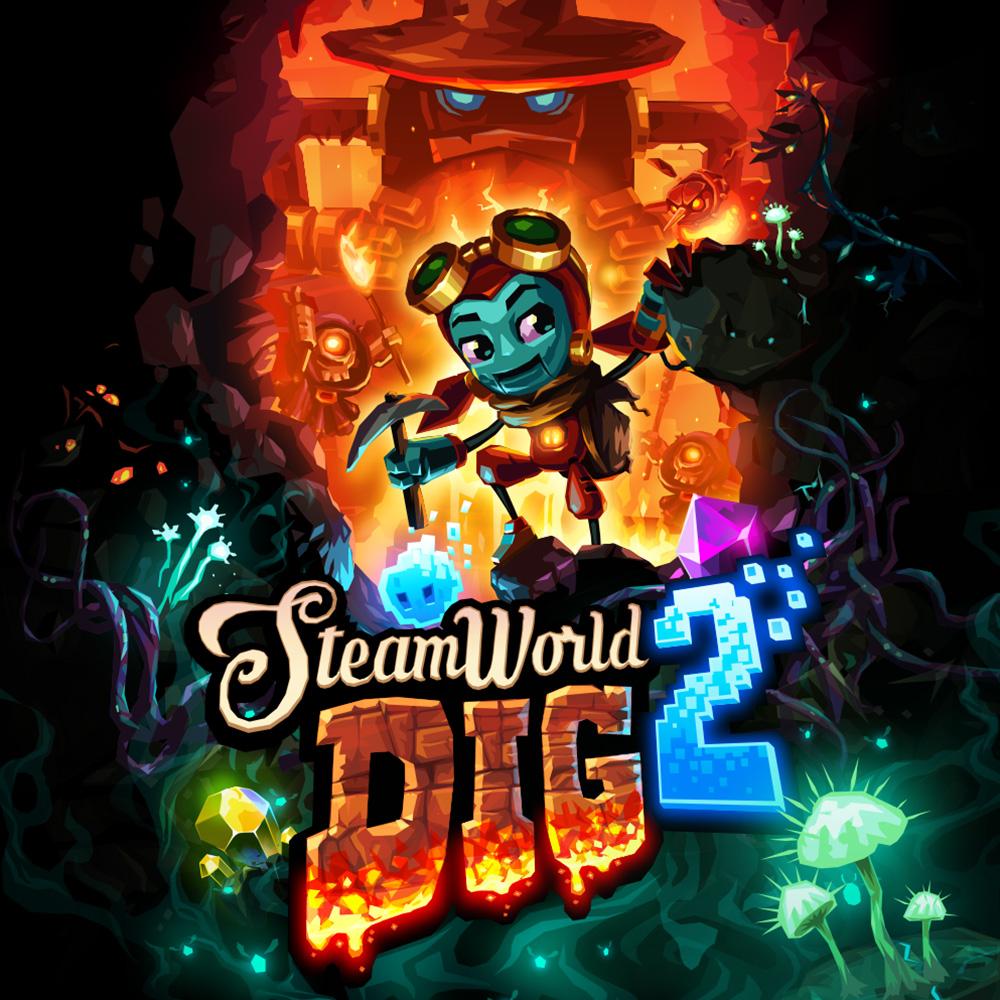 Nintendo Switch Online :: Juega gratis SteamWorld Dig 2 (1-7 de Marzo)