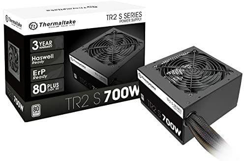 Fuente de alimentación Thermaltake TR2 S 700W por 54,98 €