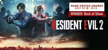 Resident Evil 2 Remake (PC- Steam)
