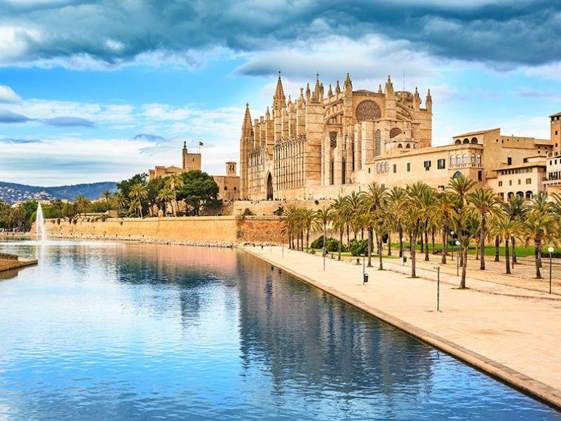 Vuelo Ida + Vuelta Valencia a Palma de Mallorca