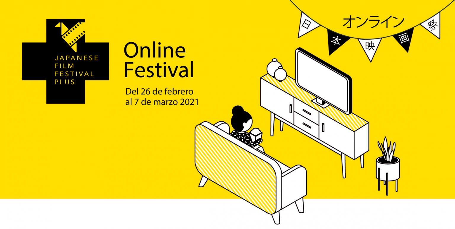 Japanese Film Festival Plus gratis online
