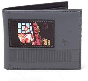 Cartera cartucho de Super Mario Bros