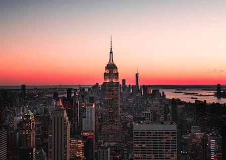 Viaje a NYC en business