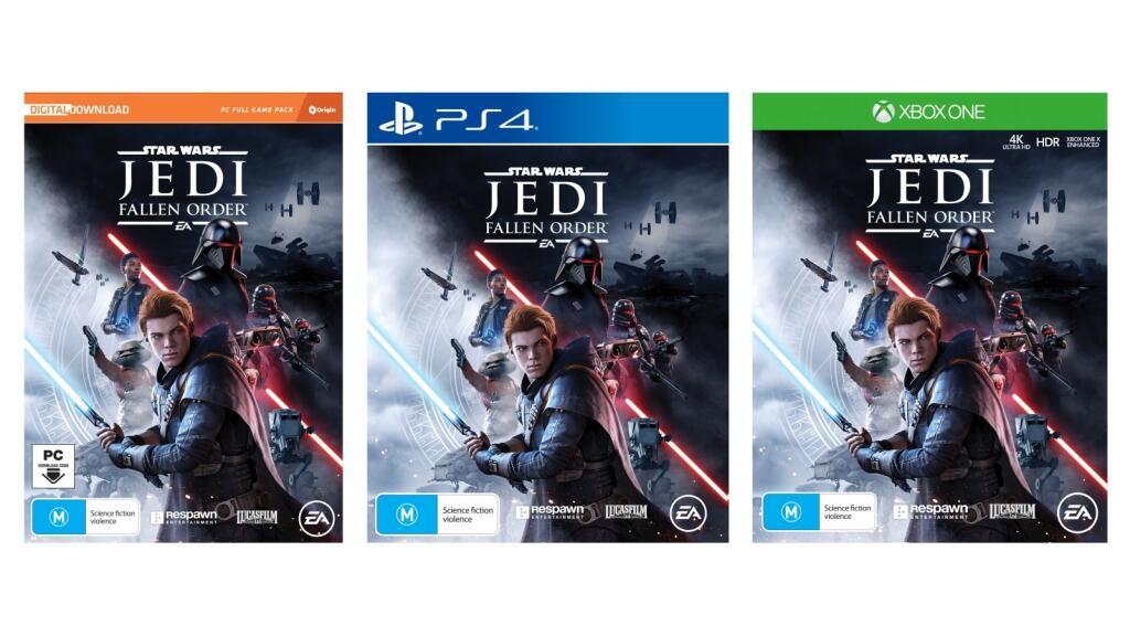 Star Wars Jedi Fallen Order | PS4 - XBOX - PC