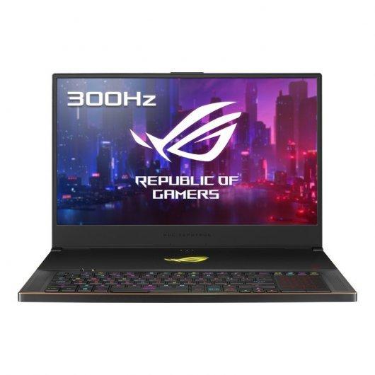 "Asus ROG Zephyrus S17 GX701LXS-HG032T Intel Core i7-10875H/32GB/1TB SSD/RTX 2080/17.3"""