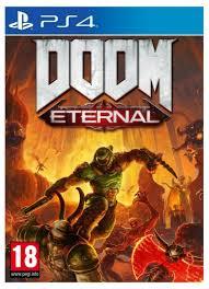 Doom Eternal PS4 - Edición Física