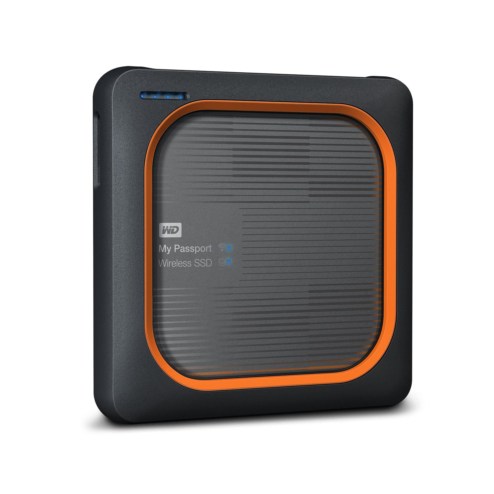 My Passport Wireless SSD desde 207,9€ (varias capacidades)