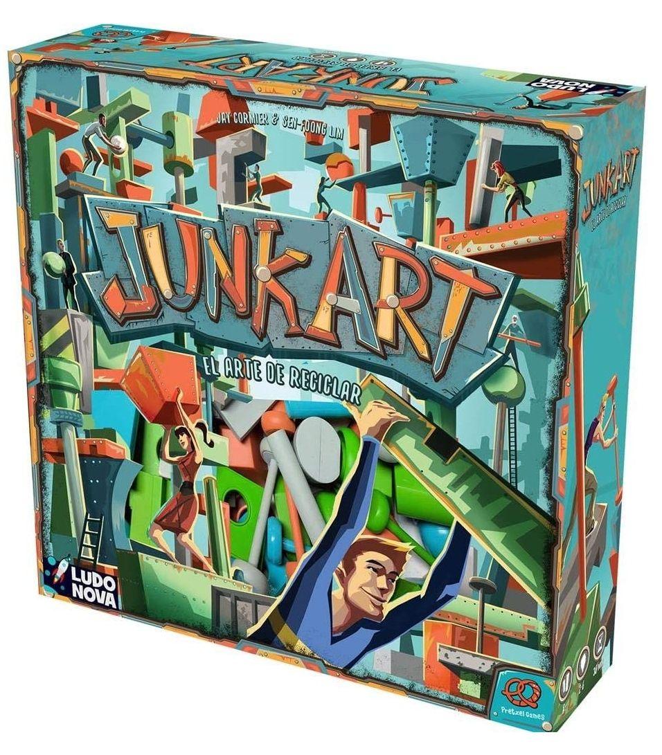Juego de Mesa JUNK ART