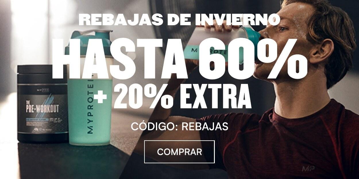 My Protein | Hasta 60% De Descuento + 20% Extra