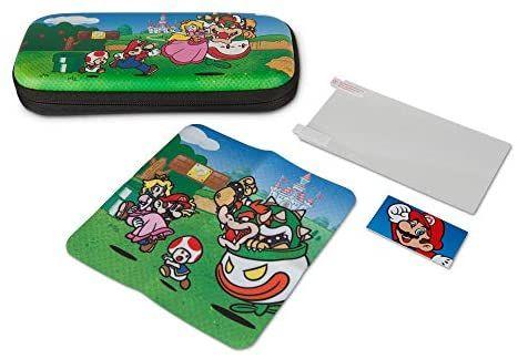PowerA - Kit de estuche discreto para Nintendo Switch Lite