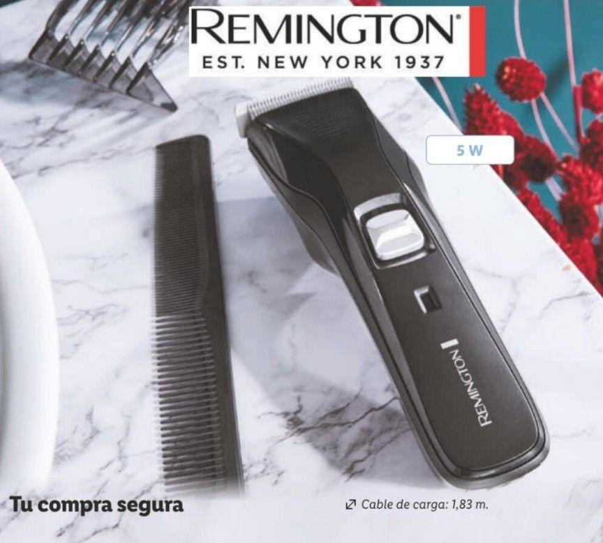 Cortapelo y barbero Remington® ProPower